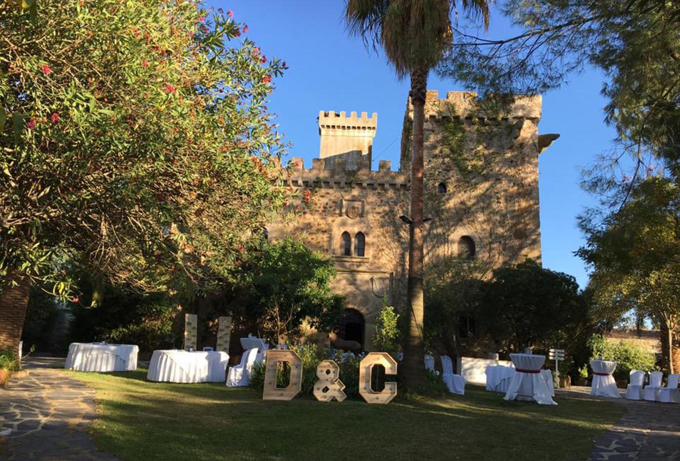 Castillo De Las Seguras Machaco Catering Bodas En Caceres